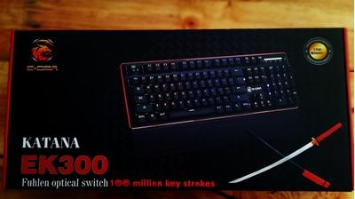 Mẫu phím được đánh giá là - ổn áp với giá tiền - dành cho anh em game thủ yêu thích bàn phím cơ để chinh chiến.