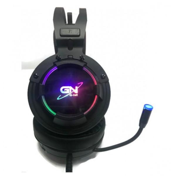 Tai nghe G-NET GH268 Âm thanh 7.1 RGB Led
