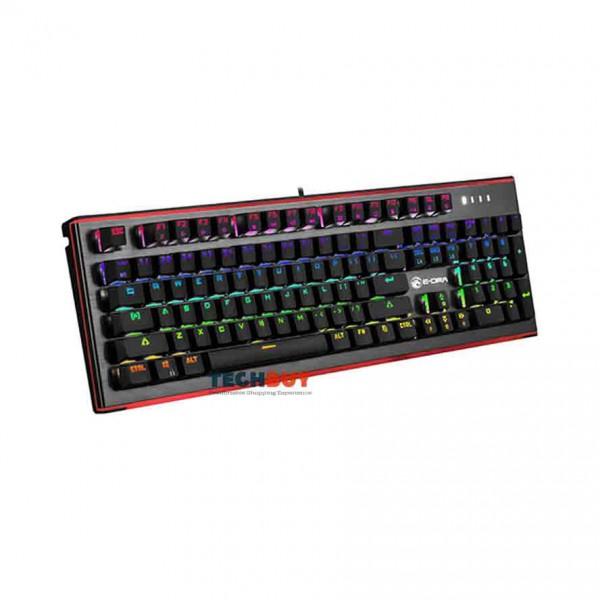 Bàn phím chơi game cơ quang E-DRA EK307 Plus