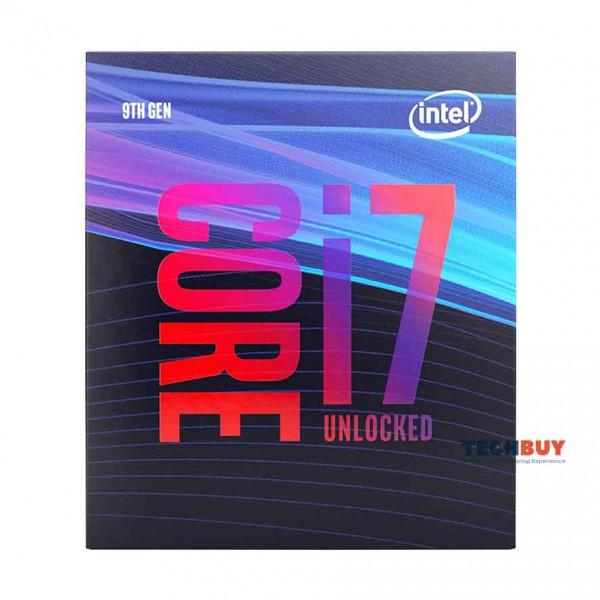 Bộ Xử Lí CPU Intel Core i7-9700K (3.6GHz turbo up to 4.9GHz, 8 nhân 8 luồng, 12MB Cache, 95W, UHD 630) - Socket Intel LGA 1151-v2