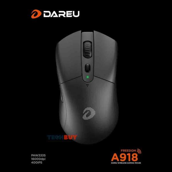 Chuột Gaming Không dây Dareu  A918 wireless