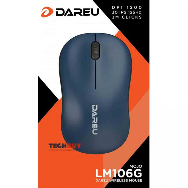 Chuột không dây DAREU LM106G