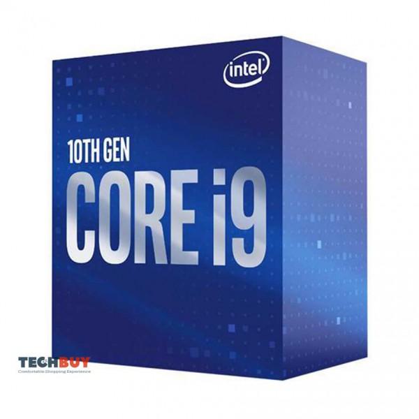CPU Intel Core i9-10900F (2.8GHz turbo up to 5.2GHz, 10 nhân 20 luồng, 20MB Cache, 65W, Non GPU) - Socket Intel LGA 1200