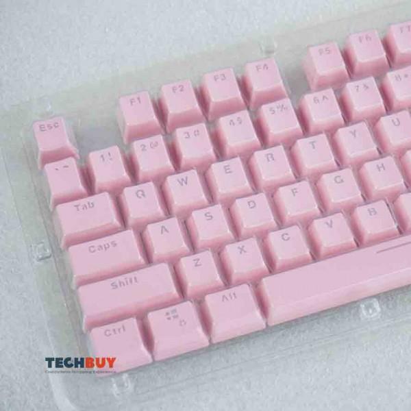 Keycaps Bàn Phím EDRA EKC7100 PINK