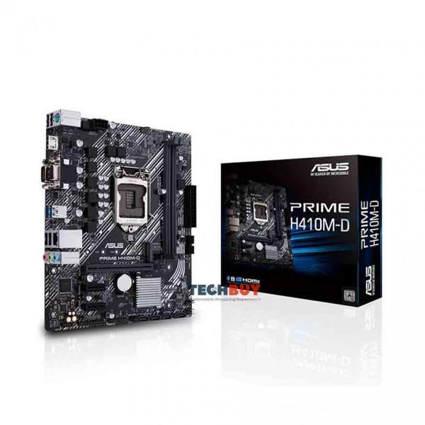 Mainboard ASUS PRIME H410M-D