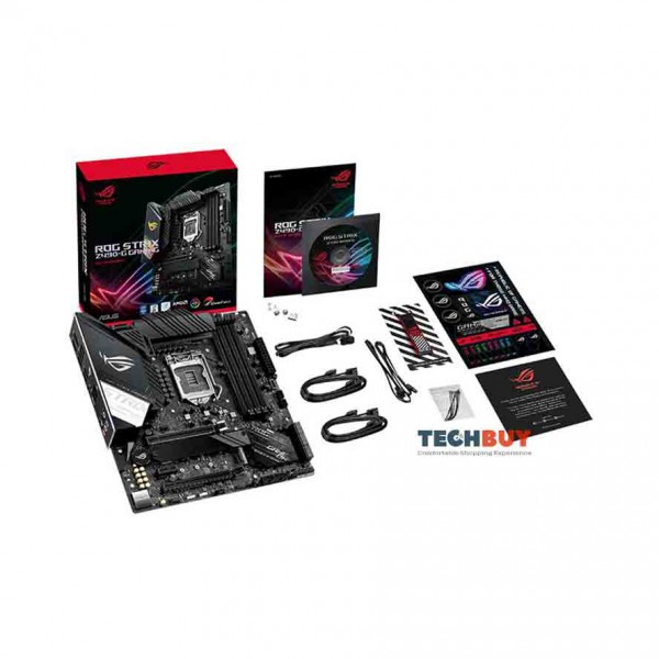 Mainboard ASUS ROG STRIX Z490-G GAMING