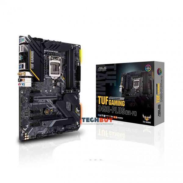 Mainboard ASUS TUF Gaming Z490-PLUS (WI-FI)