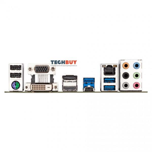 Mainboard Gigabyte B460M D3H (Socket LGA 1200, m-ATX, 4 khe Ram DDR4)