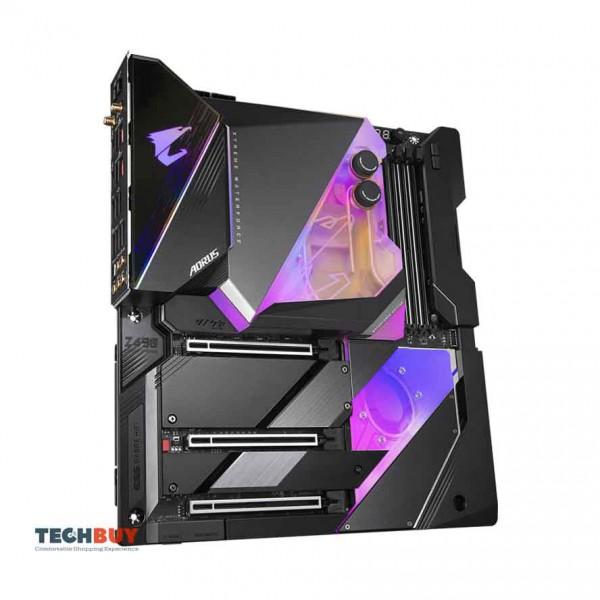 Mainboard GIGABYTE Z490 AORUS XTREME WATERFORCE (Socket LGA 1200, E-ATX, 4 khe RAM DDR4)