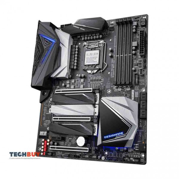 Mainboard GIGABYTE Z490 VISION D (Chipset Intel Z490, Socket LGA1200, ATX, 4 khe RAM DDR4)