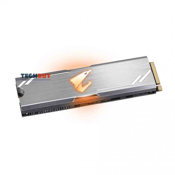Ổ cứng SSD AORUS RGB M.2 NVMe SSD 256GB