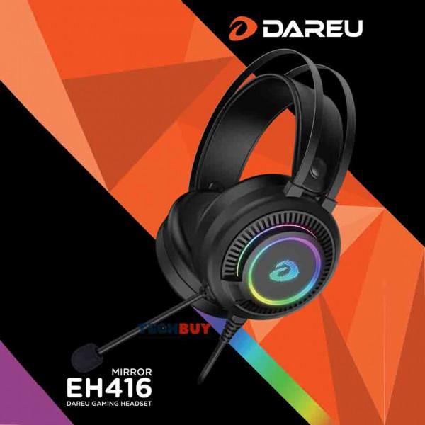 Tai nghe Gaming DAREU EH416 RGB