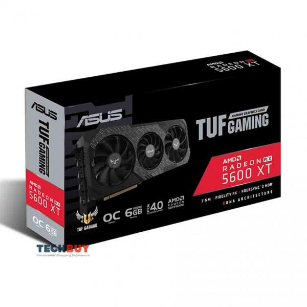 VGA ASUS TUF 3-RX5600XT-O6G-EVO-GAMING