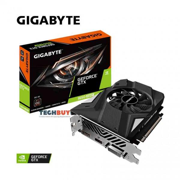 VGA GeForce® GTX 1650SUPER OC 4G( GV-N165SOC-4GD)