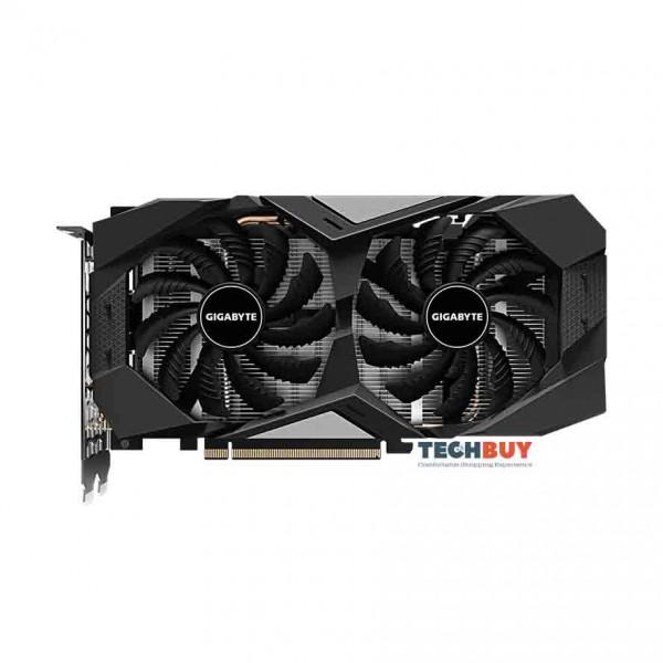 VGA GIGABYTE GeForce® GTX 1660 OC 6G(GV-N1660OC-6GD)