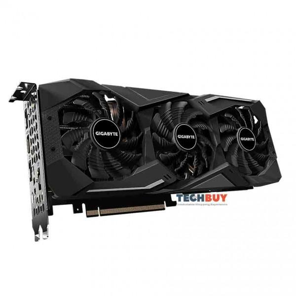 VGA GeForce® RTX 2070 SUPER™ WINDFORCE OC 8G(GV-N207SWF3OC-8GD)