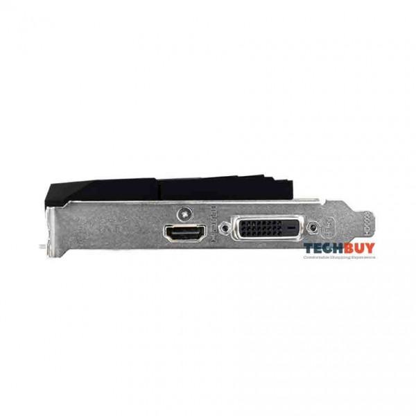 VGA GIGABYTE™ GV-N1030OC-2GI (GT 1030OC - 2GB)
