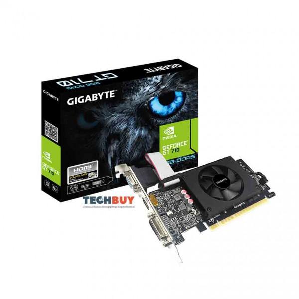 VGA GIGABYTE™ GV-N710D5-2GIL  (GT 710 - 2Gb D5)