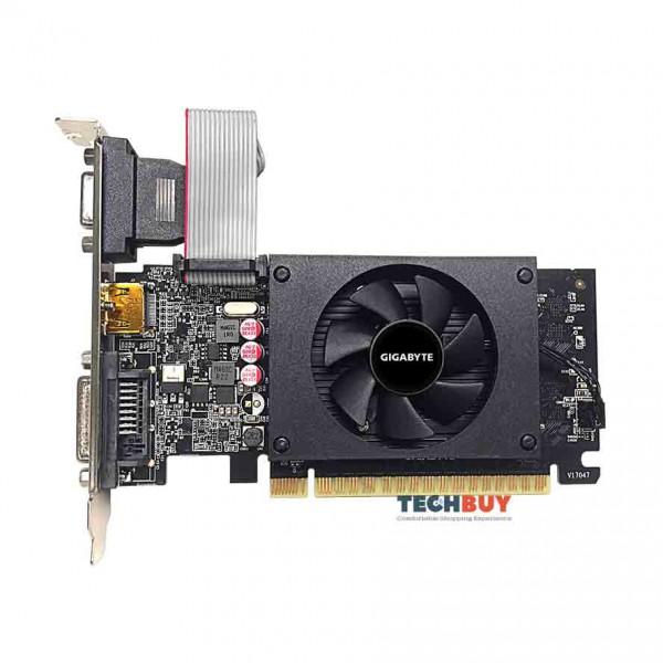 VGA GIGABYTE™ GV-N710D5-1GIL  (GT 710 - 1Gb D5)