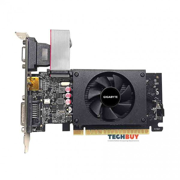 VGA GeForce® GTX 1660 SUPER OC 6G(GV-N166SOC-6GD)
