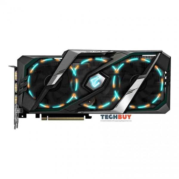 VGA GIGABYTE AORUS GeForce RTX™ 2080 Ti XTREME 11G(GV-N208TAORUS X-11GC)
