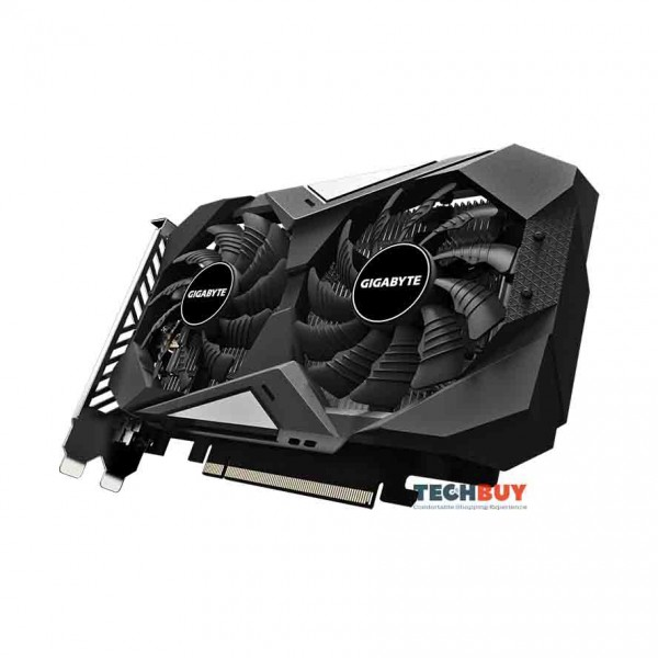 VGA GIGABYTE GeForce® GTX 1650 SUPER WINDFORCE OC 4G ( GV-N1650SWF2OC-4GD)