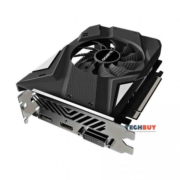 VGA GIGABYTE GeForce® GTX 1656 OC 4G  (GTX 1650 OC D6) (GV-N1656OC-4GD)
