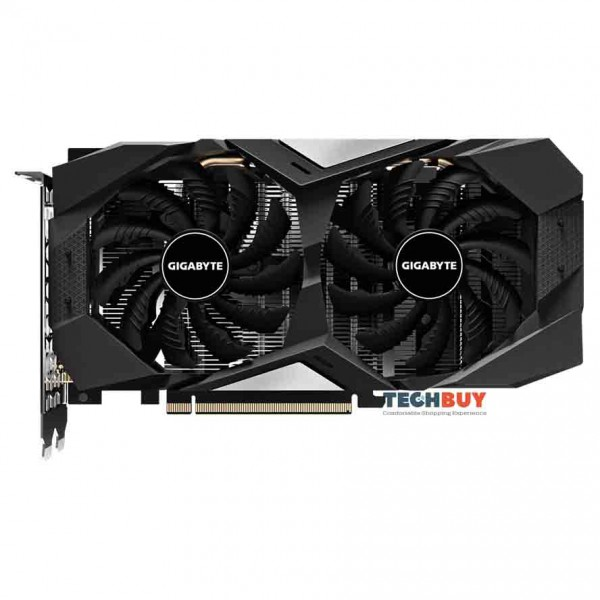 VGA GIGABYTE GeForce RTX™ 2060 OC 6G(GV-N2060OC-6GD)