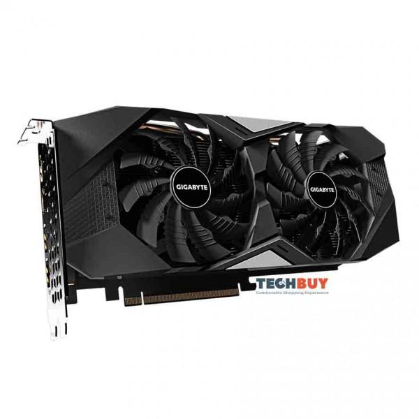 VGA GIGABYTE GeForce RTX™ 2060 WINDFORCE OC 6G(GV-N2060WF2OC-6GD)