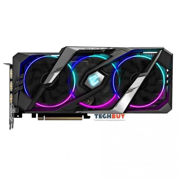 VGA GIGABYTE GeForce RTX™ 2080SUPER AORUS-8GC(GV-N208SAORUS-8GC)