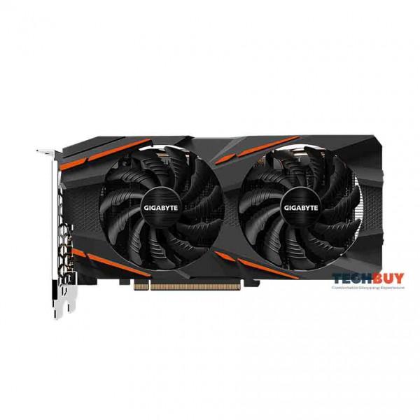 VGA GIGABYTE Radeon™ RX 570 Gaming 4G(GV-RX570GAMING-4GD)