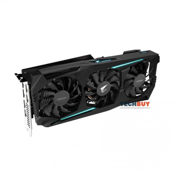 VGA Radeon™ RX 5700 XT AORUS 8GB(GV-R57XTAORUS-8GD)