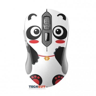 Chuột không dây DAREU LM115G Multi-Color- Panda