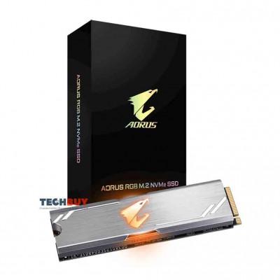 Ổ cứng SSD AORUS RGB M.2 NVMe SSD 512GB