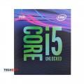 Bộ Xử Lí CPU Intel Core i5-9600K (3.7GHz turbo up to 4.6GHz, 6 nhân 6 luồng, 9MB Cache, 95W, UHD 630) - Socket Intel LGA 1151-v2