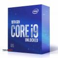 Bộ xử lí CPU Intel Core i9-10900KF (3.7GHz turbo up to 5.3GHz, 10 nhân 20 luồng, 20MB Cache, 125W, Non GPU) - Socket Intel LGA 1200