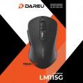 Chuột chơi game không dây DAREU LM115G Black