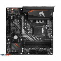 Mainboard Gigabyte B460M AORUS ELITE (Intel B460, Socket LGA1200, m-ATX, 4 khe RAM DDR4)