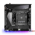 Mainboard Gigabyte B550I AORUS PRO AX (Chipset AMD B550, Socket AM4, i-ATX, 2 khe RAM DDR4)