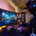 Màn hình GIGABYTE G32QC Gaming Monitor