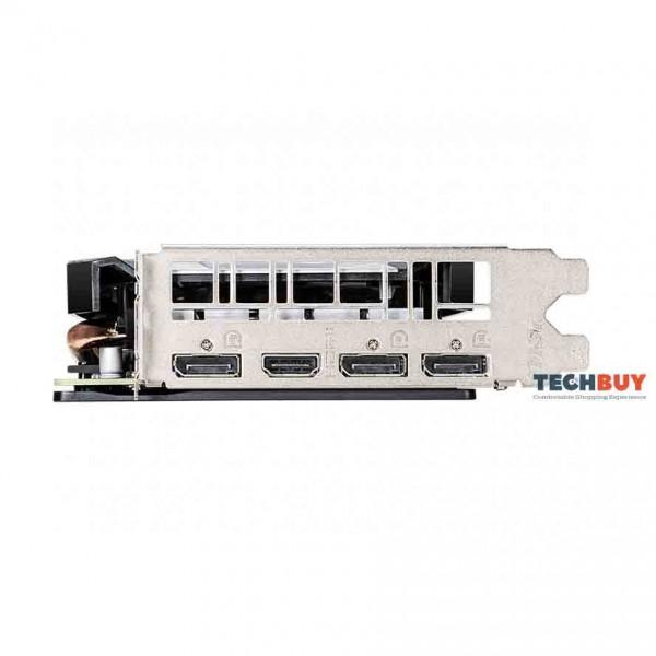 Card màn hình MSI GTX 1660 VENTUS XS OC (6GB GDDR6, 192-bit, HDMI+DP, 1x8-pin)
