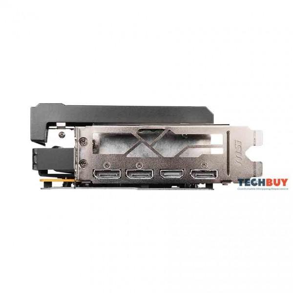 Card màn hình MSI RX 5600 XT GAMING X (6GB GDDR6, 192-bit, HDMI+DP, 2x8-pin)