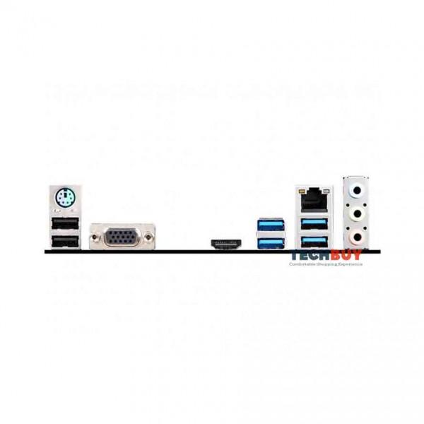 Mainboard MSI B365M PRO-VH (Intel B365, Socket 1151, m-ATX, 2 khe RAM DDR4)