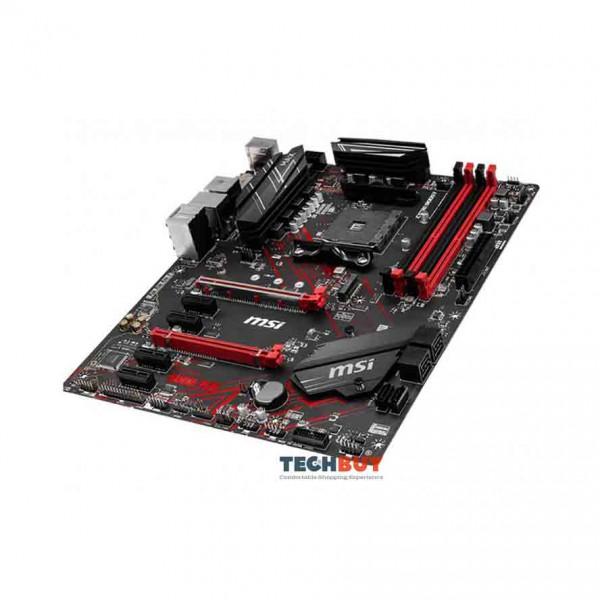 Mainboard MSI B450 GAMMING PLUS MAX (AMD B450, Socket AM4, m-ATX, 4 khe RAM DDR4)