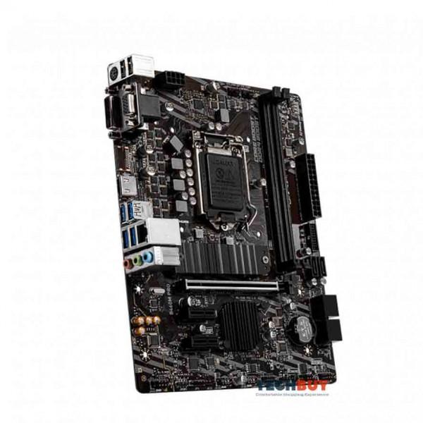 Mainboard MSI B460M PRO (Intel B460, Socket 1200, m-ATX, 2 khe RAM DDR4)