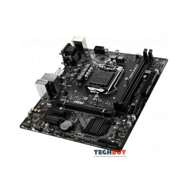 Mainboard MSI H310M PRO-VDH PLUS (Intel H310, Socket 1151, m-ATX, 2 khe RAM DDR4)