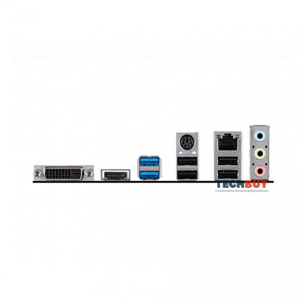 Mainboard MSI H410M-A PRO (Intel H410, Socket 1200, m-ATX, 2 khe RAM DDR4)