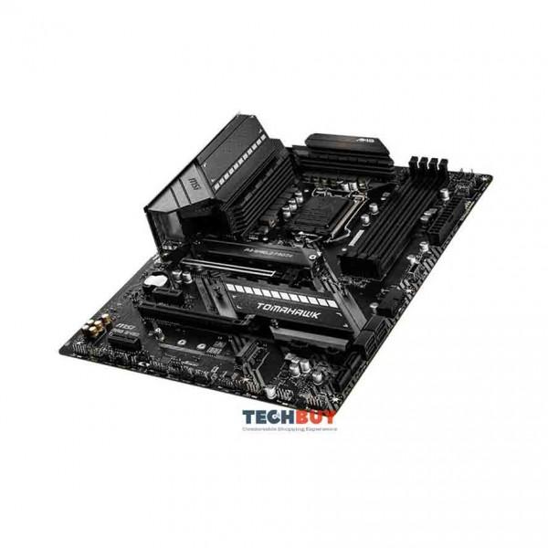 Mainboard MSI MAG B460 TOMAHAWK (Intel B460, Socket 1200, ATX, 4 khe RAM DDR4)