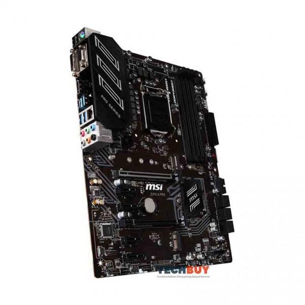 Mainboard MSI Z390 - A PRO (Intel Z390, Socket 1151, ATX, 4 khe RAM DDR4)