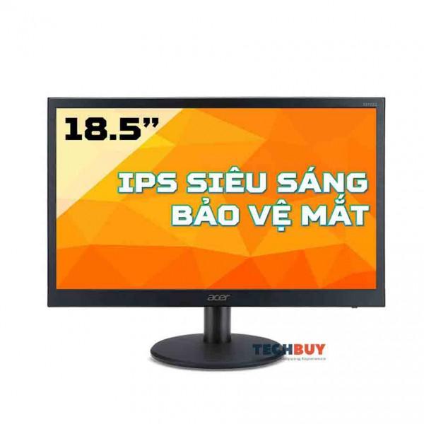 Màn hình Acer EB192QA (18.5 inchHDLEDIPSVGA200 cdm²60Hz5ms)